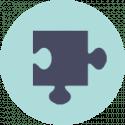 Market based on Behavior icon